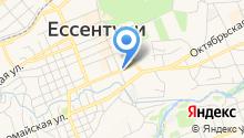Отдел службы судебных приставов по Предгорному району Ставропольского края на карте