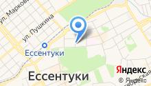 Почтовое отделение №24 на карте