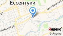 Ставропольэнерго на карте