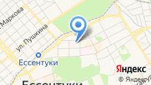 ПРИМАДЕНТ на карте