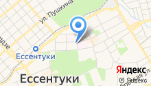 Воронеж на карте