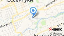 Стройинвест на карте
