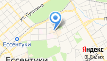 Voyage на карте