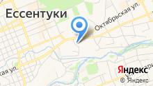 Компания на карте