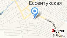 Мировые судьи Предгорного района на карте
