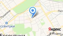 Алаверды на карте