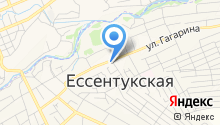 Прокуратура Предгорного района на карте
