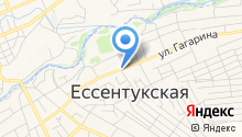 Адвокатский кабинет Гаджаровой Т.Р. на карте