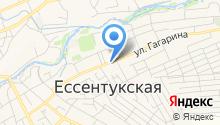 Перекур на карте