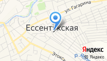 ЗАГС Предгорного района на карте