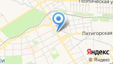 Арбитражный третейский суд на карте