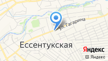 Адвокатский кабинет Чурсина А.П. на карте