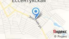 ВЕРТИКАЛЬ-КМВ на карте