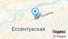 Адвокатский кабинет Келасовой Б.И. на карте