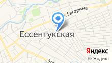 SSlove на карте