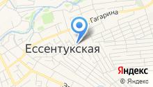 Котофей на карте