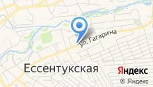 Предгорный районный суд на карте