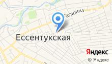 Кооператор на карте