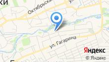 КГМТ на карте