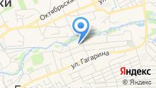 Кисловодский государственный многопрофильный техникум на карте
