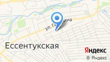 Мастер-Дом на карте