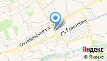 Межрегиональный институт экспертизы на карте
