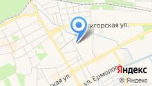 Детская центральная библиотека им. С.Я. Маршака на карте