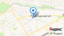 Софтсервис-КМВ на карте