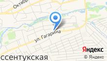Скфэт - Северо-кавказский финансово-энергетический техникум на карте