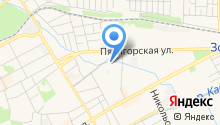 Мебельный магазин на карте