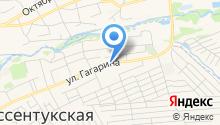 Русский на карте