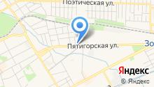 ВиВиТекс на карте