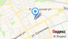 Ставропольская региональная физкультурно-спортивная федерация Айкидо на карте