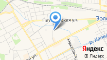 Грузинские мини-лаваши на карте