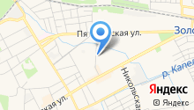 Ессентукский ПивЗавод на карте