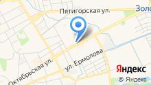 Школа танцев Юлии Малиновской на карте