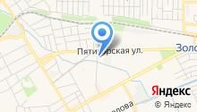КМВтелеком на карте