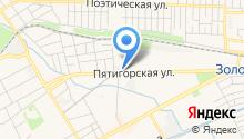 MaxiFit на карте