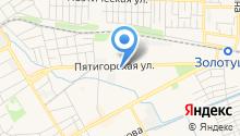 Центр детского развития на карте
