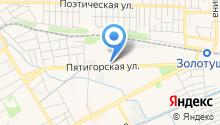 Ставропольский государственный медицинский университет на карте