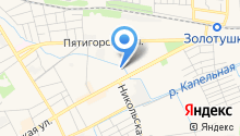 БИЗНЕС-ПРИОР на карте