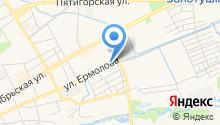 Л.О.С.К на карте
