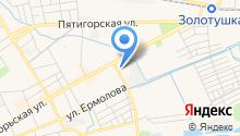 Межрайонная инспекция Федеральной налоговой службы России №10 по Ставропольскому краю на карте