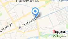 Yurbel.ru на карте