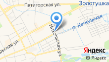 GARAGE. на карте
