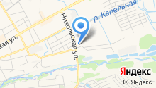 АЗС Лукойл-Югнефтепродукт на карте