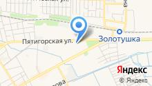 РА-ДЕНТ на карте