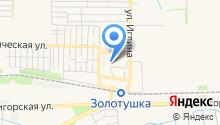 Почтовое отделение №34 на карте