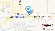 Колдмаркет на карте