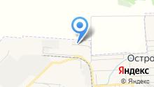МСК-Юг на карте